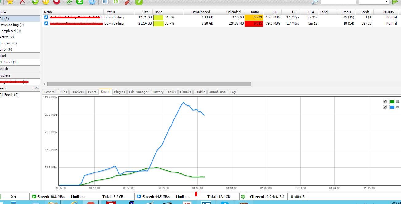seedbo.io speed report