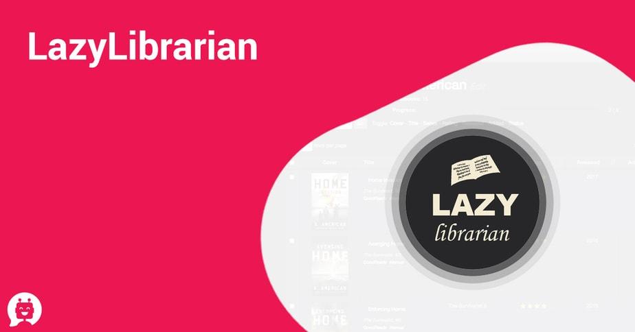 LazyLibrarian